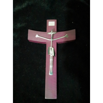 Cristo palo de Rosa