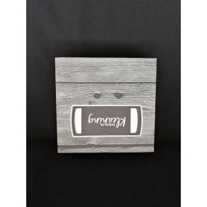 Caja de seguridad Kleenex